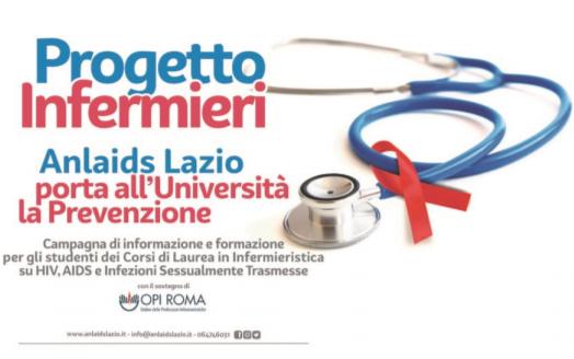 """Progetto """"Anlaids Lazio incontra i giovani"""": OPI Roma per una sessualità consapevole tra gli studenti"""